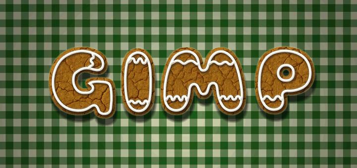 Gimp Gingerbread 2017