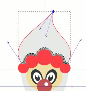 Inkscape Santa Claus