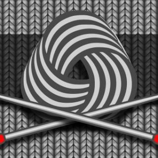 Inkscape Knittering Pattern