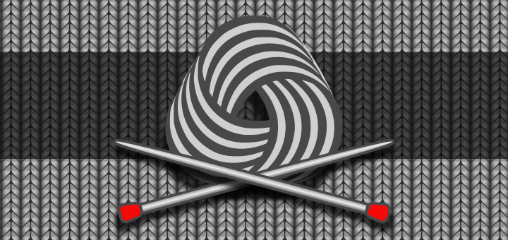 Inkscape Knittering Pattern