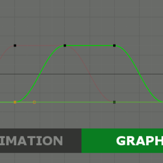 Blender Graph-Editor Basics