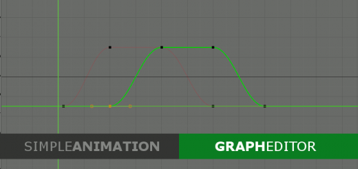 Blender Graph-Editor Basics