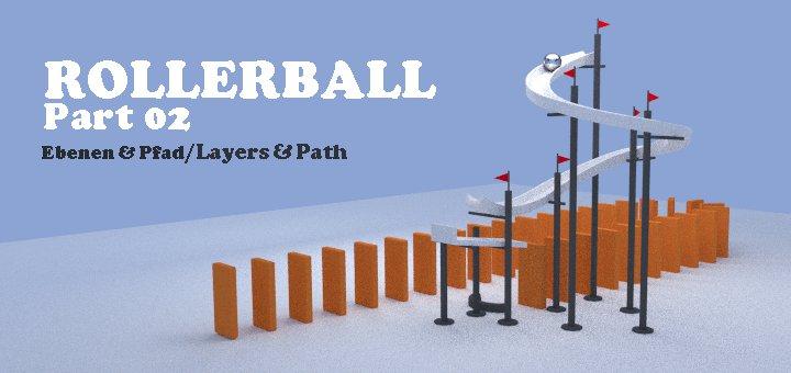 Blender Rollerball Part 2
