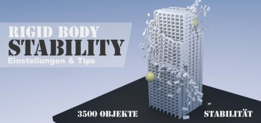 Stable Rigid Body