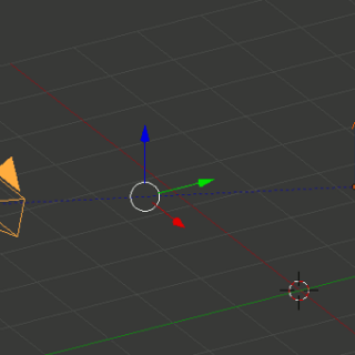 Blender Camera - Track to