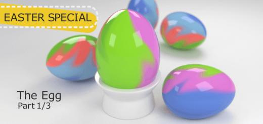 Blender Easter Egg 2018