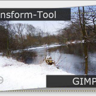 Gimp Free Transform
