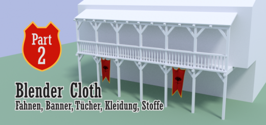 Blender Cloth 2