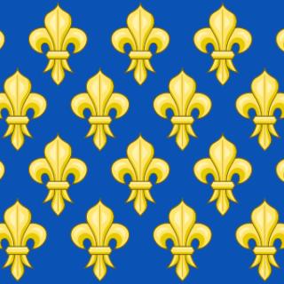 Heraldic Lily
