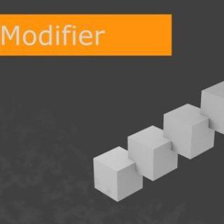 Array Modifier Part 1/2