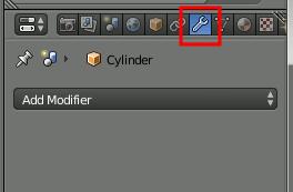 Add Modifier - Mirror