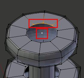 4 Vertices markieren