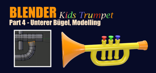 Blender Kids Trumpet 4
