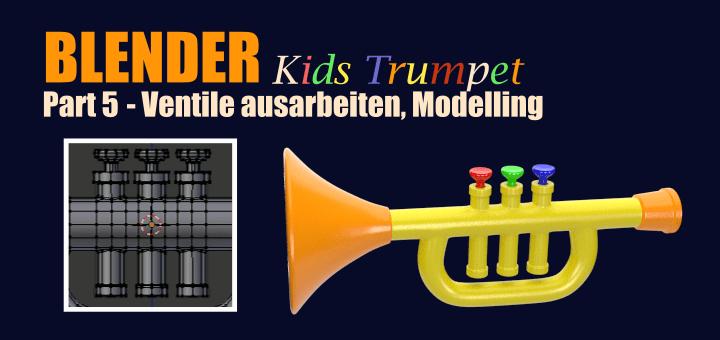 Blender Kids Trumpet 5