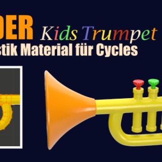 Blender Kids Trumpet Part 7