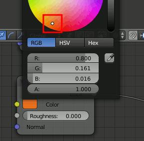 Blender Diffuse BDSF