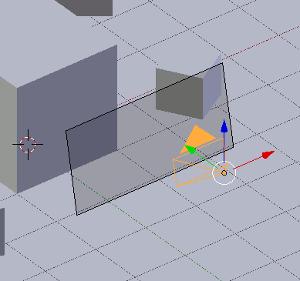 Blender Convergence Plain