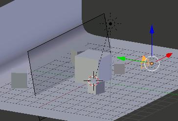 Blender Camera Settings