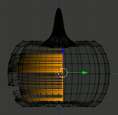 Blender delete Vertices