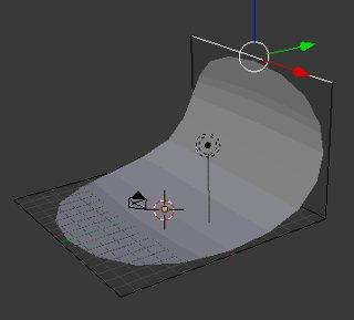 Blender Studio Scene