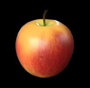 Final Apple Texture