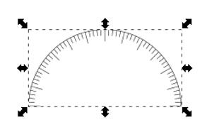 Inkscape Tachometer