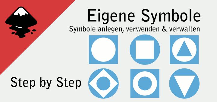 Eigene Symbole mit Inkscape