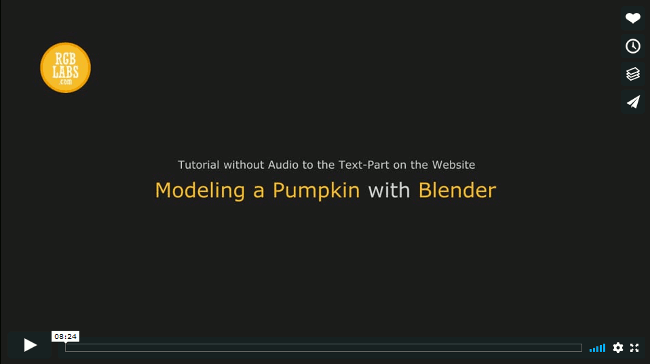 Pumpkin Video bei Vimeo