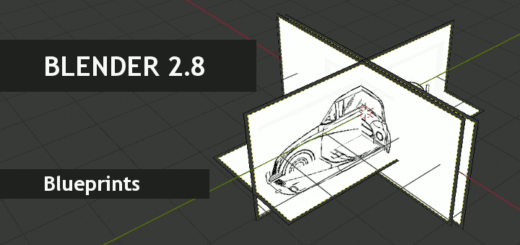 Blender 2.8 Blueprints