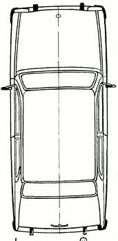 Trabant Vector 2D Game Car