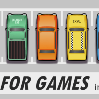 Cars for 2D Games in Inkscape