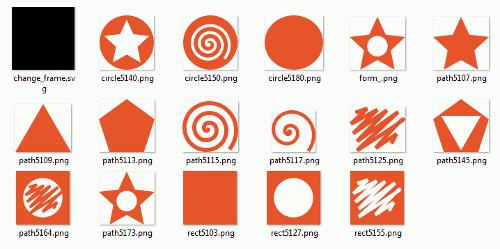 Inkscape File-Names