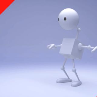 Blender Robot Tutorial Series Part 6