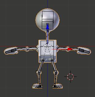 Blender Robot Series