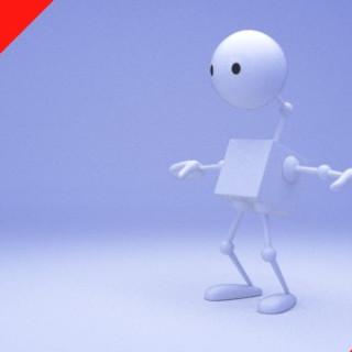 Blender Cartoon Robot Series Part 8