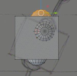 Blender 2.8 Side View