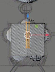 Blender 2.8 3D Cursor