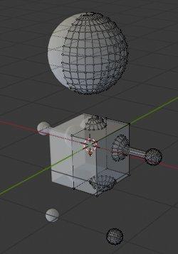 Blender 2.8 Robot Modelling