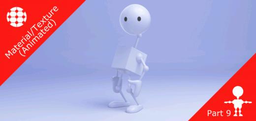 Blender Robot Serie Part 9