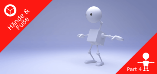 Blender Robot Modelling and Animation Part 4