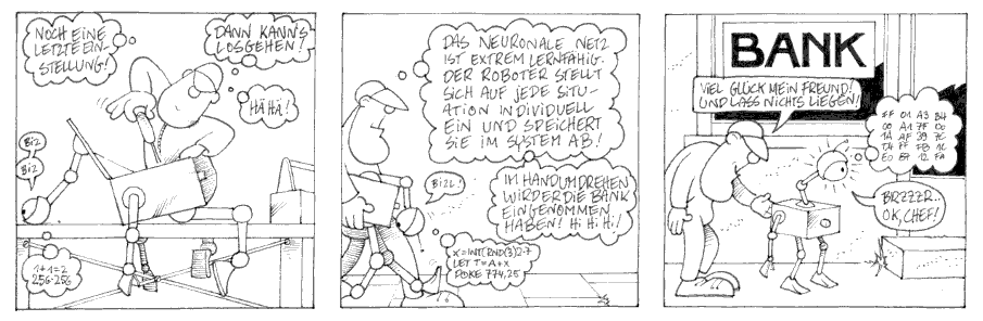 Robt Comic Series