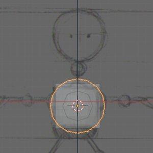 Add Sphere (Kopf)