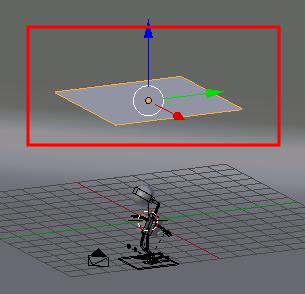 Robot Szene