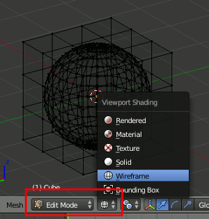 Sphere in Cube