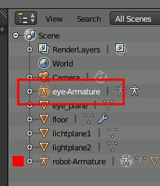 Rename Armature