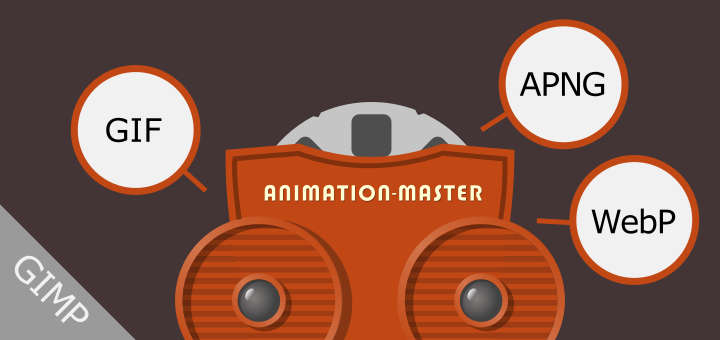Gimp Animation Formats