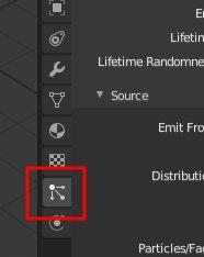 Blender 2.8 Particles