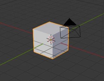 Blender Cube