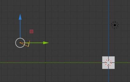 Blender 2.8 Move Camera