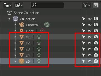 Blender 2.8 Outliner